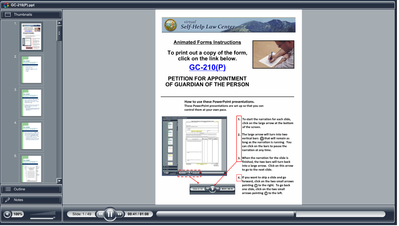 Forms Guided Interviews And Doc Assembly Legal Design Toolbox - Legal document assembly