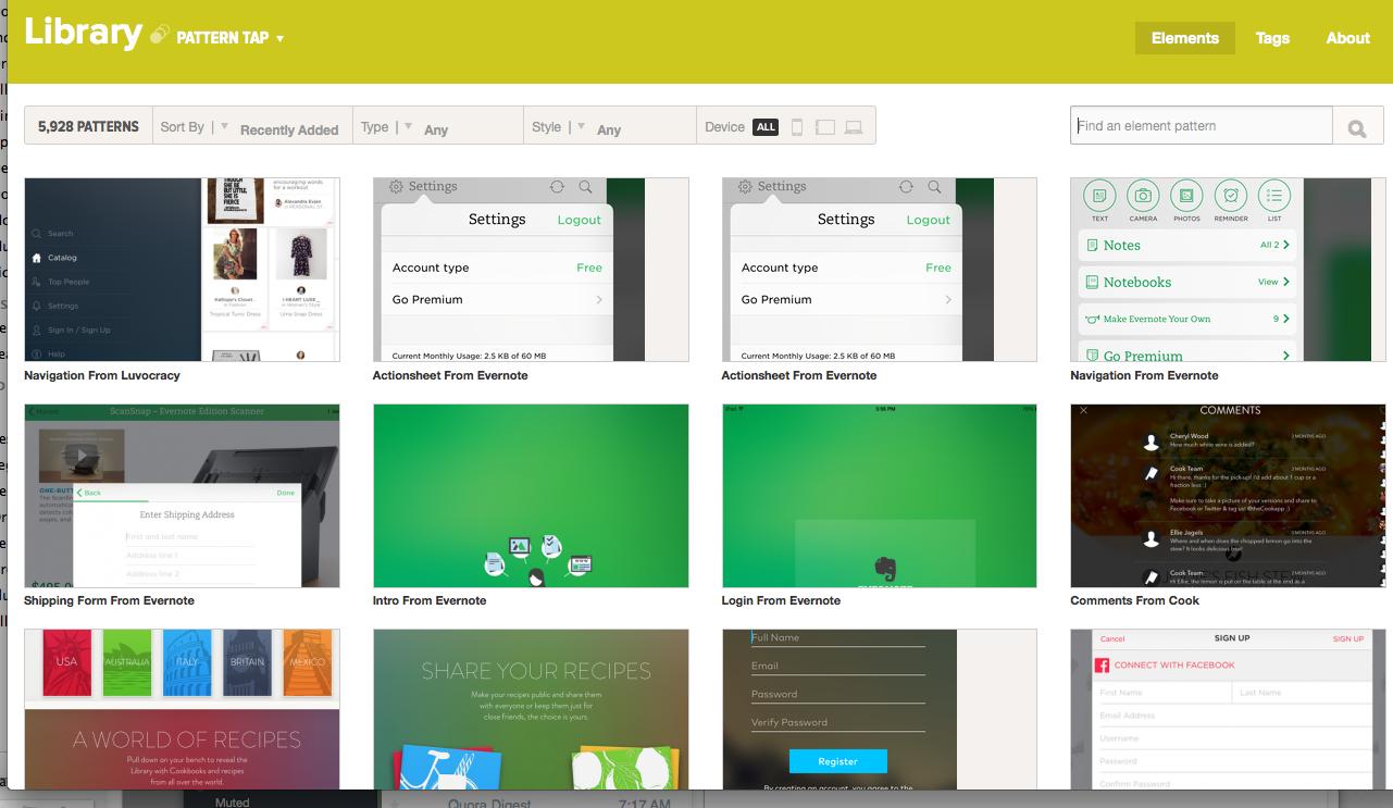 Legal Design toolbox - design pattern libraries 1