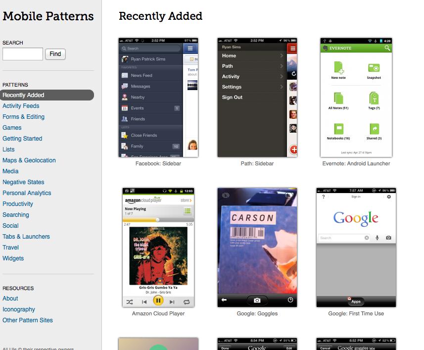 Legal Design toolbox - design pattern libraries 10
