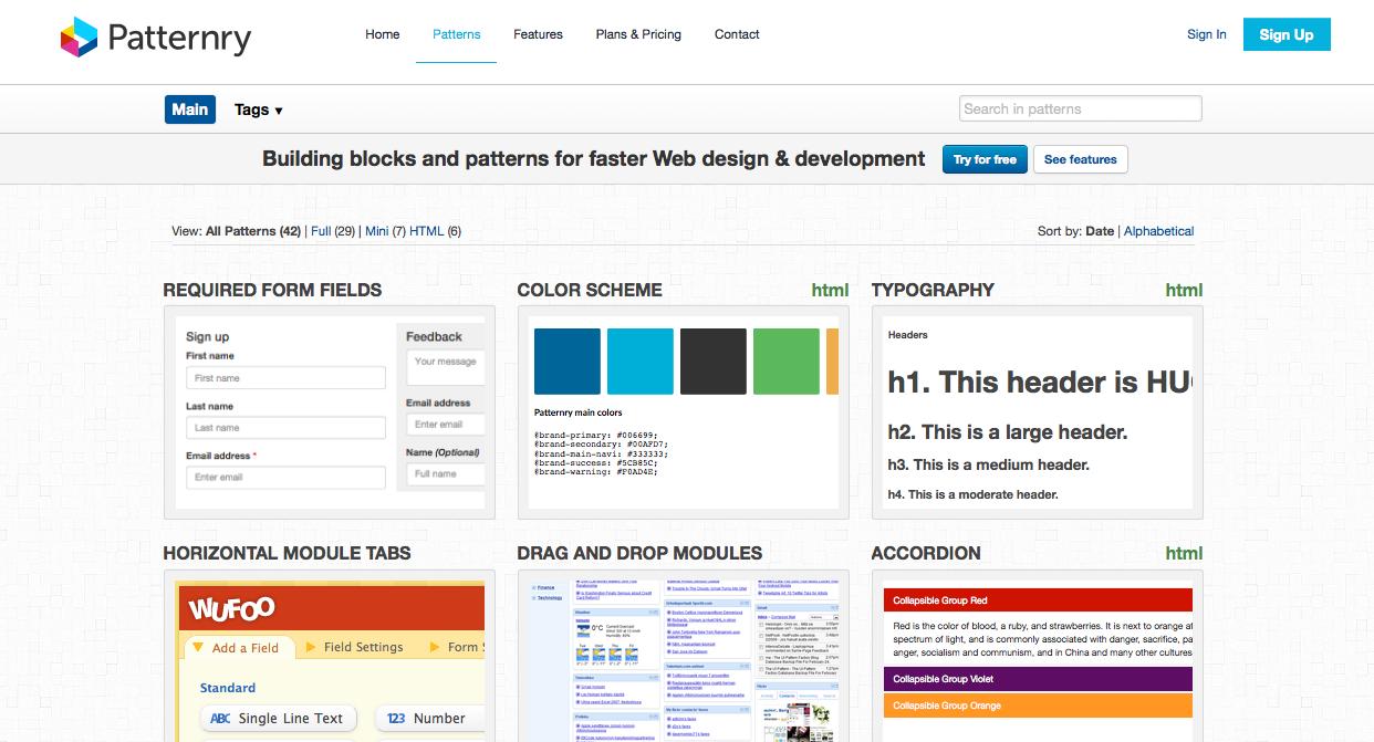 Legal Design toolbox - design pattern libraries 3