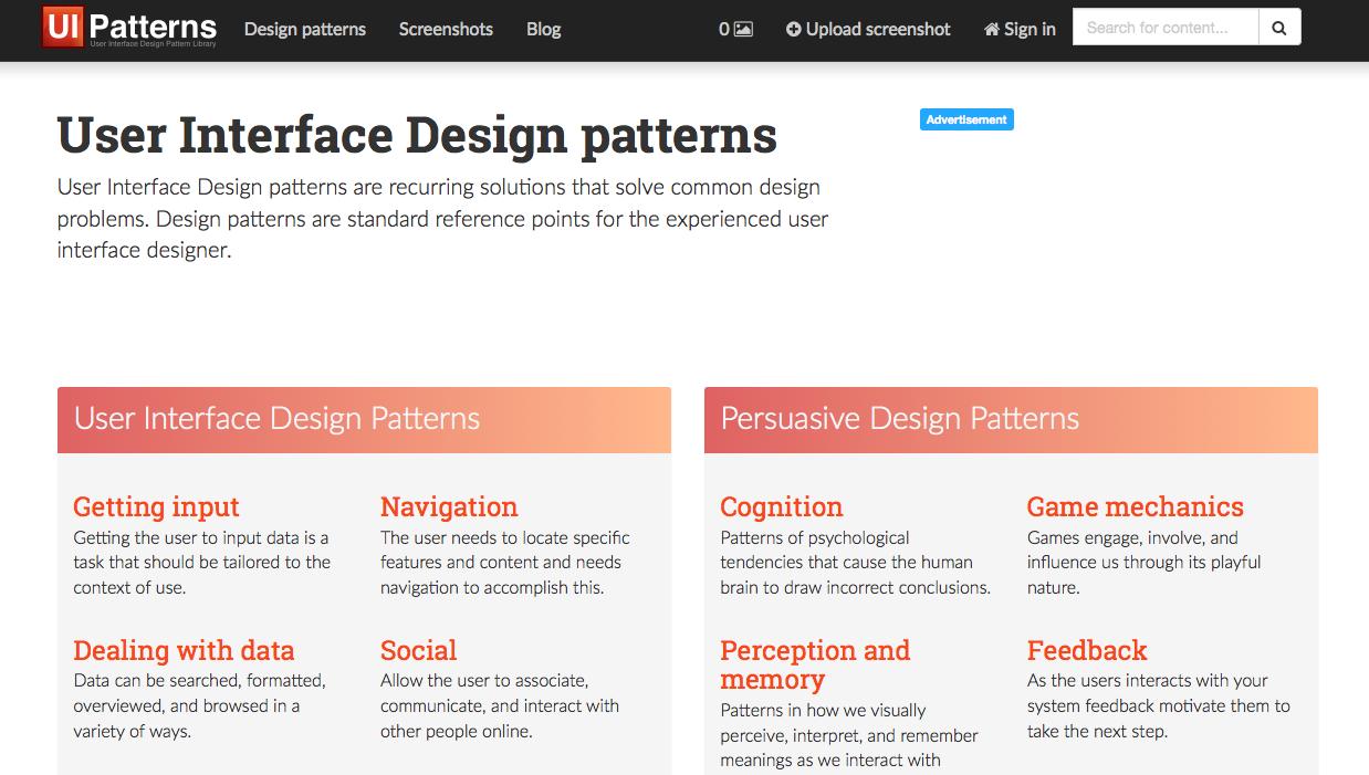 Legal Design toolbox - design pattern libraries 4