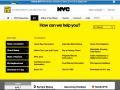Portal - 311 NYC site