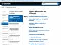 Portal - UK Crimes Govt Site