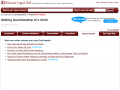 Process Guide - Illinois Getting Guardianship of a Child 5