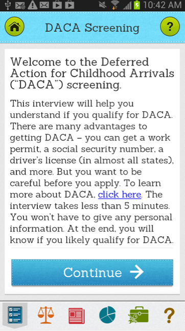 Open Law Lab - Pocket DACA 2