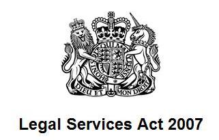 Program for Legal Tech Design - Legal Services Act