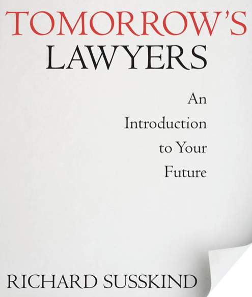 Program for Legal Tech and design - TOmorrow's Lawyers