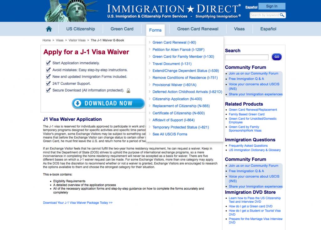 LTD PROgram - Immigration Direct 3