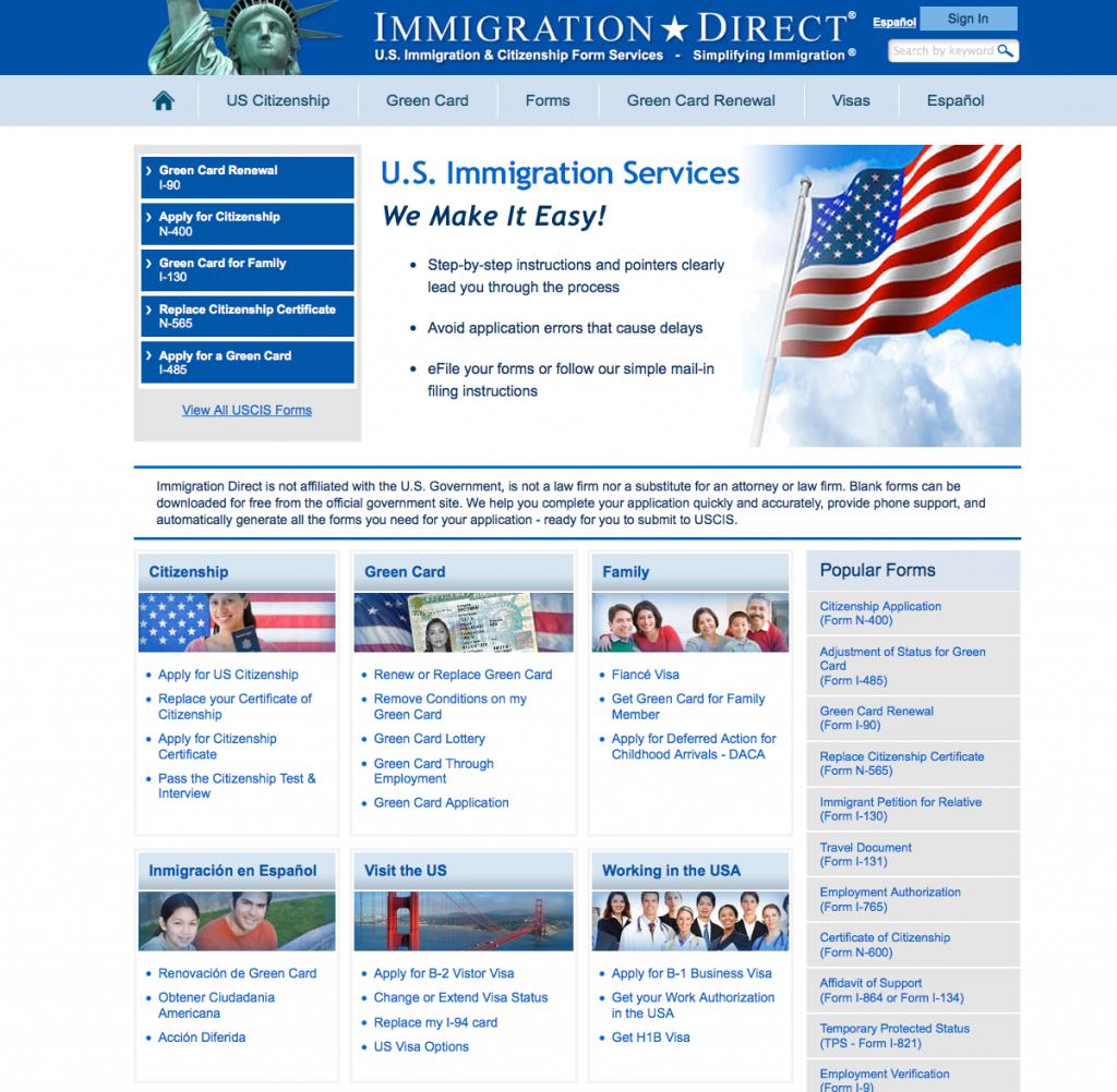 LTD Program - Immigration Direct