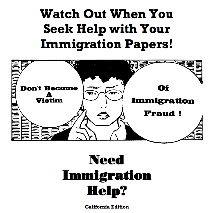 Legal Tech & Design - immigration comics 2