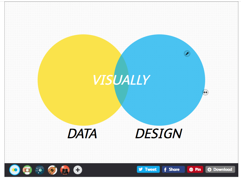 program for legal tech design - venn diagram maker