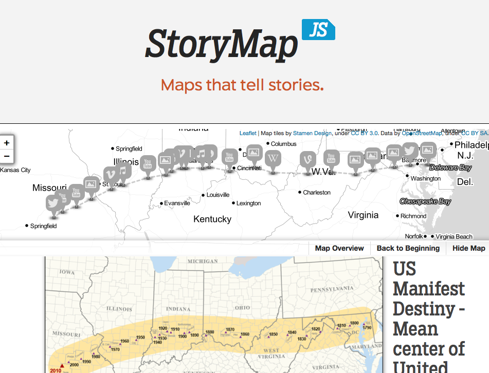 Program for Legal Tech and Design - StoryMap
