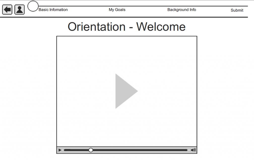 Video Intake - Program for Legal Tech Design 1