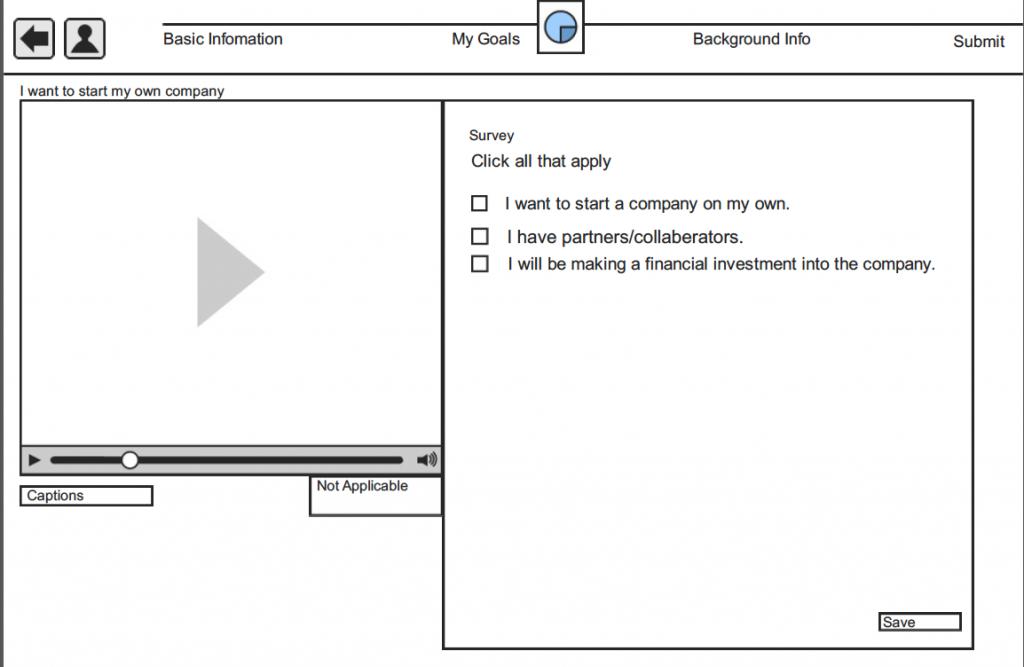 Video Intake - Program for Legal Tech Design 5