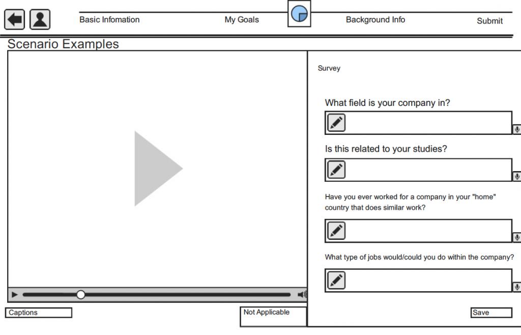 Video Intake - Program for Legal Tech Design 6