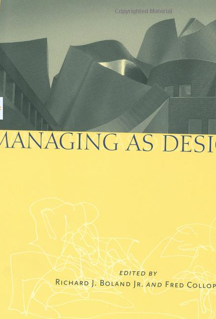 Program for Legal Tech Design - Managing as Designing