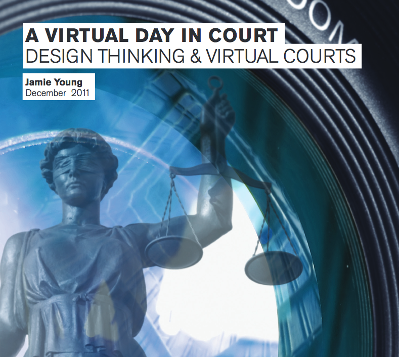 Program for Legal Tech and Design - A virtual day in court