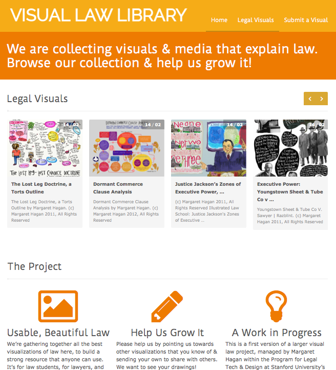 Visual Law Library