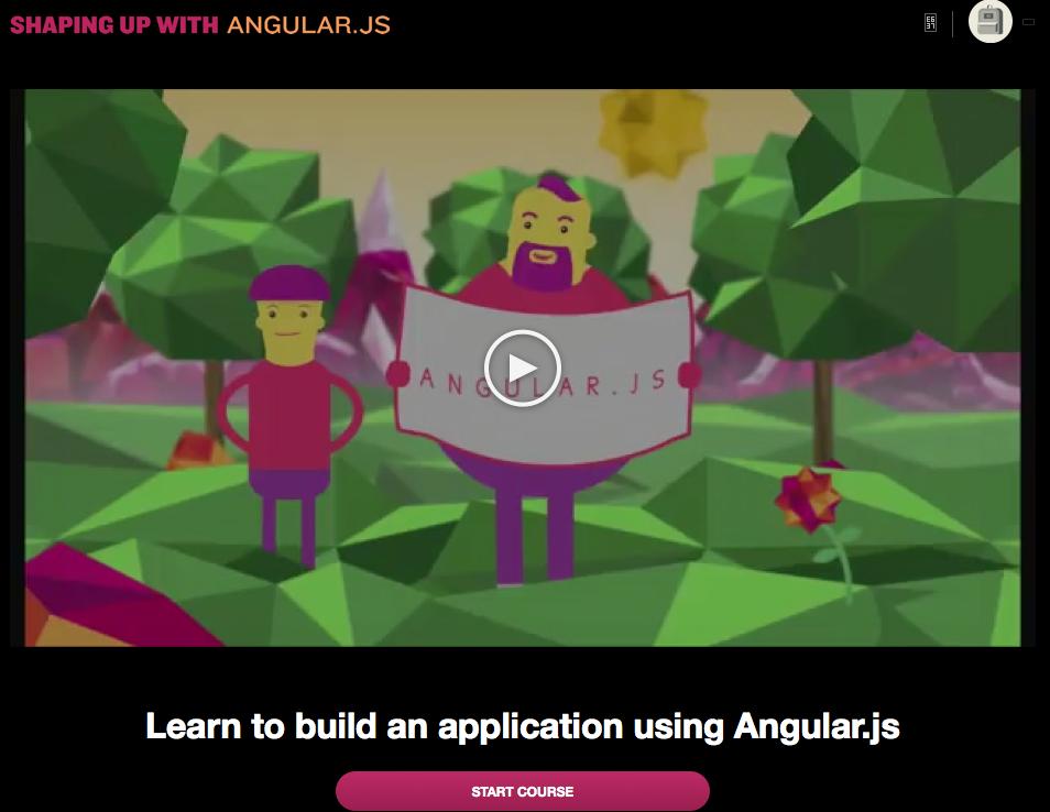 Legal Tech and Design - Angular JS